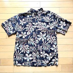 a3ef9c88 Bishop Street. Hawaiian Shirt ...